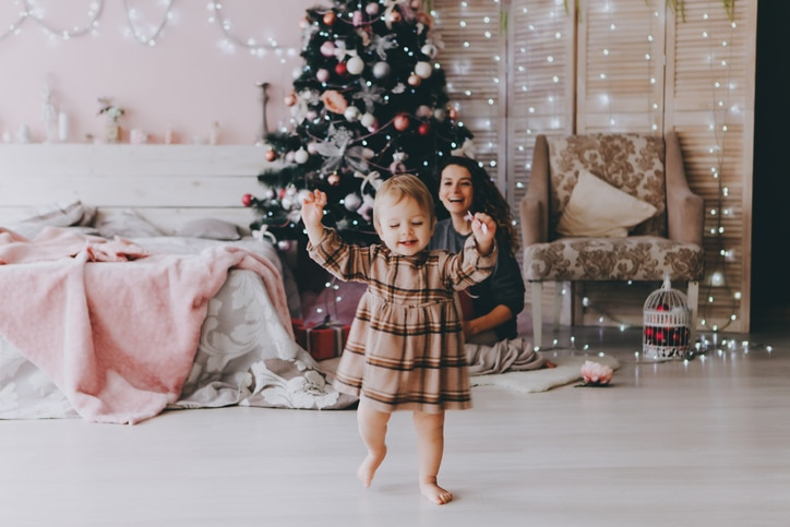 Christmas baby names