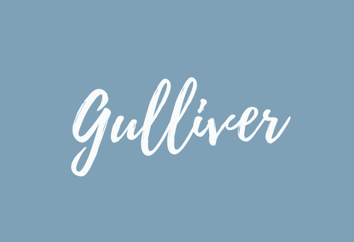 gulliver name meaning