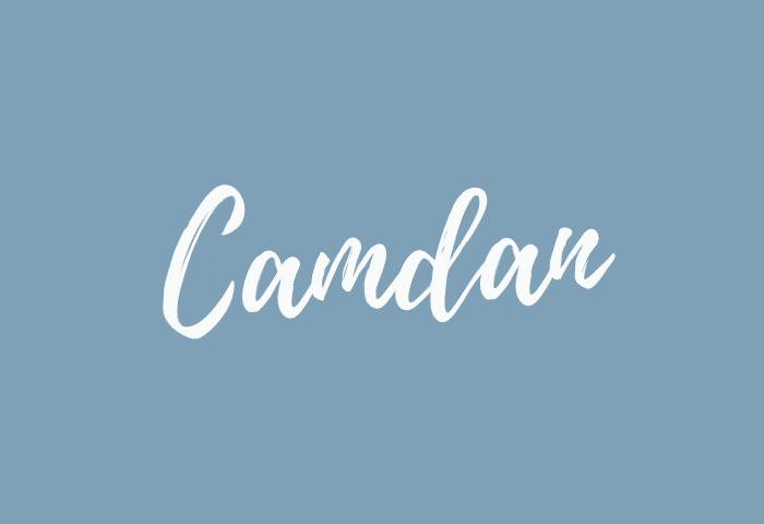 Camdan name meaning