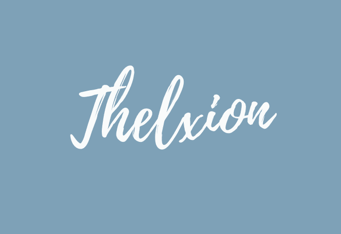 Thelxion name meaning