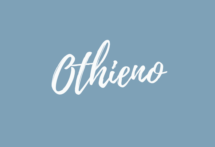 othieno name meaning