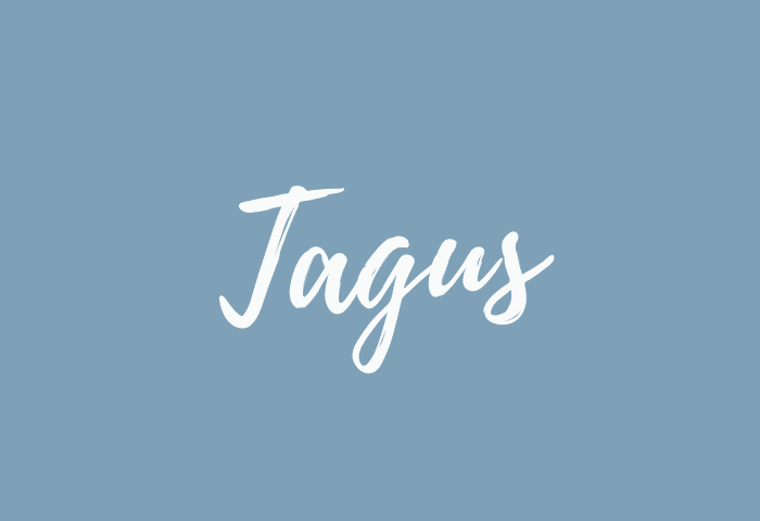 Tagus name meaning