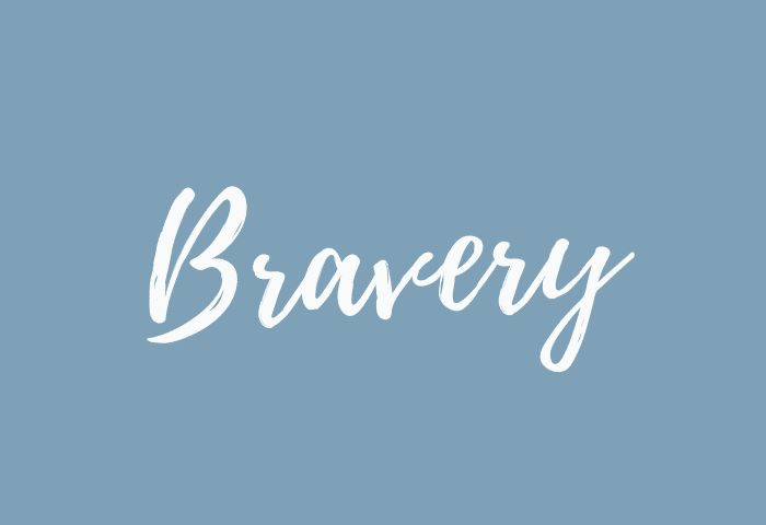 Bravery name meaning