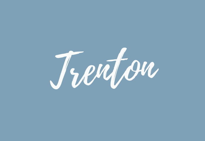 Trenton name meaning