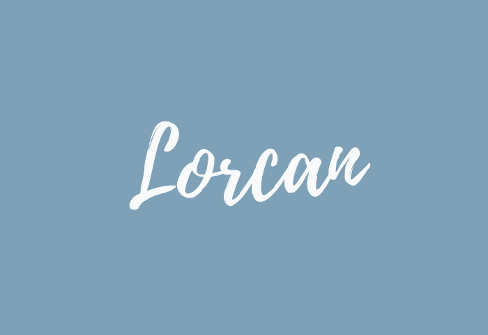 Lorcan name meaning