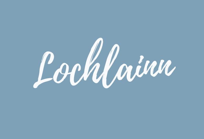 lochlainn name meaning