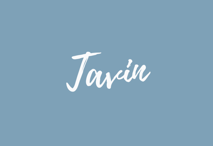 tavin name meaning
