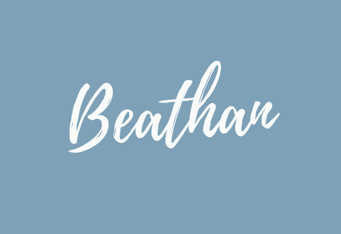 beathan name meaning