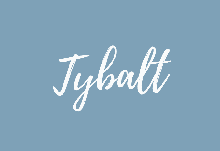 Tybalt name meaning