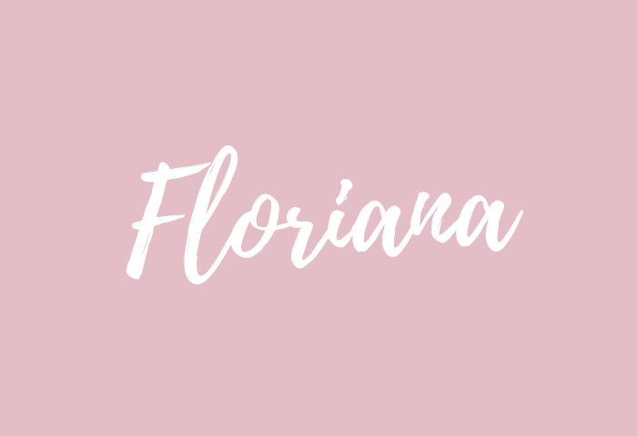 floriana name meaning