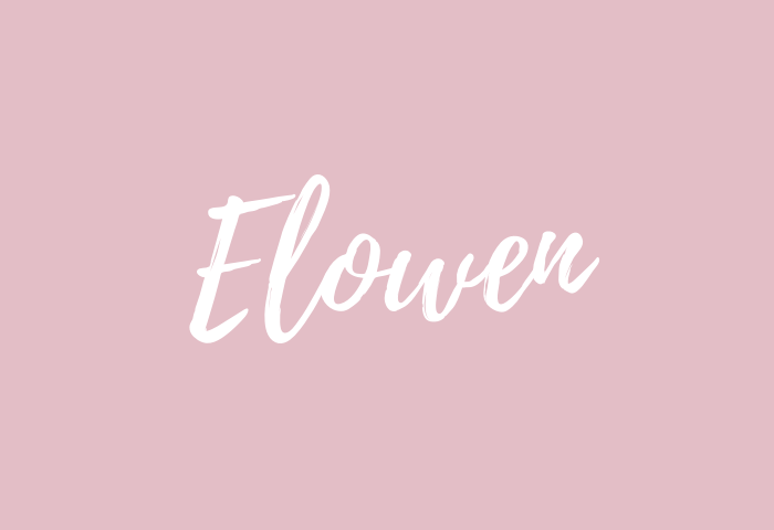 elowen name meaning