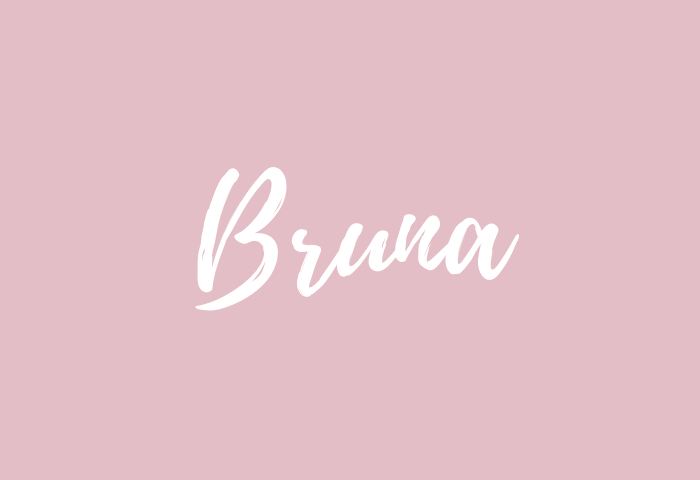 bruna name meaning