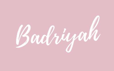 Badriyah