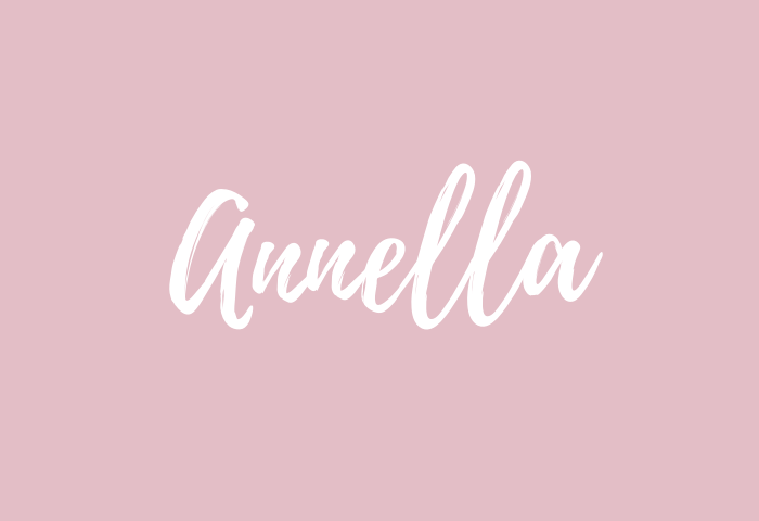 annella name meaning