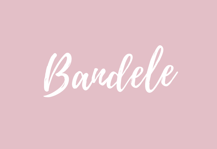 bandele name meaning
