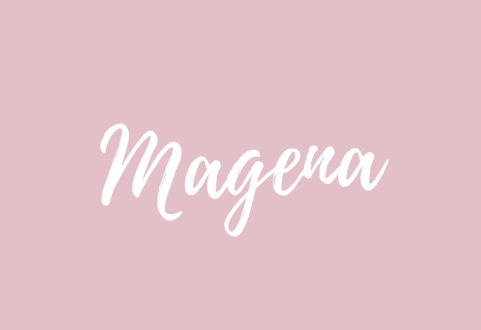Magena name meaning