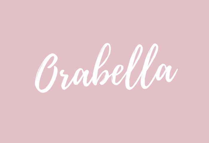 Orabella name meaning