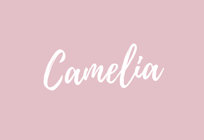 camelia name meaning