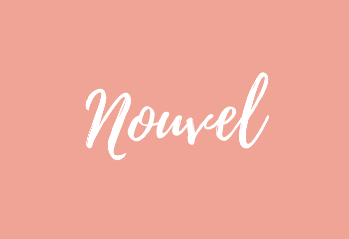nouvel name meaning