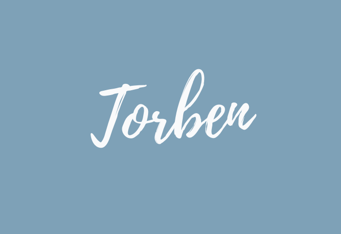 Torben name meaning