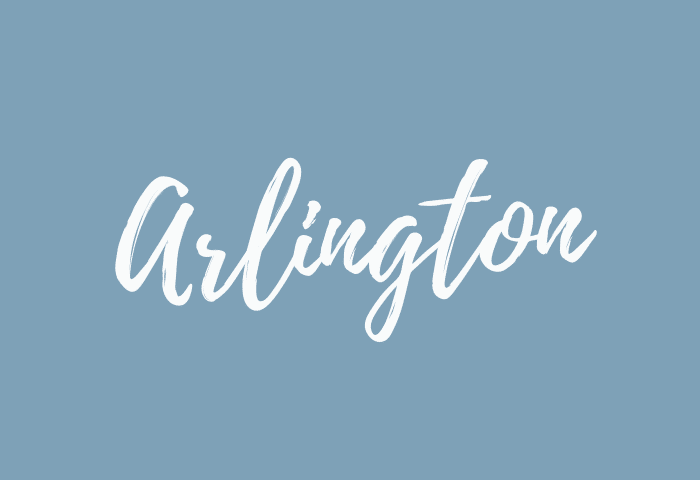 Arlington name meaning