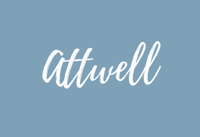Attwell name meaning