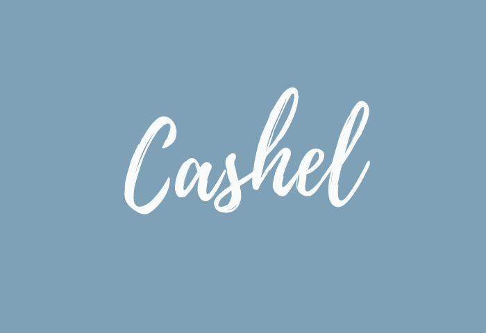 Cashel name meaning