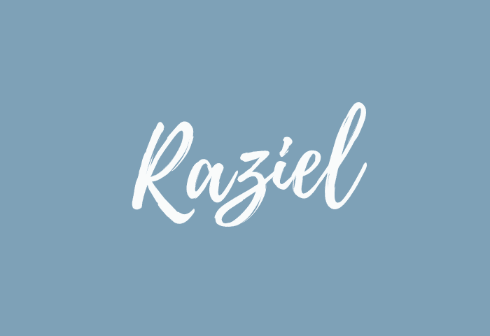 Raziel name meaning
