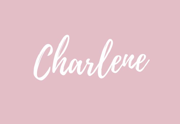 Charlene name meaning