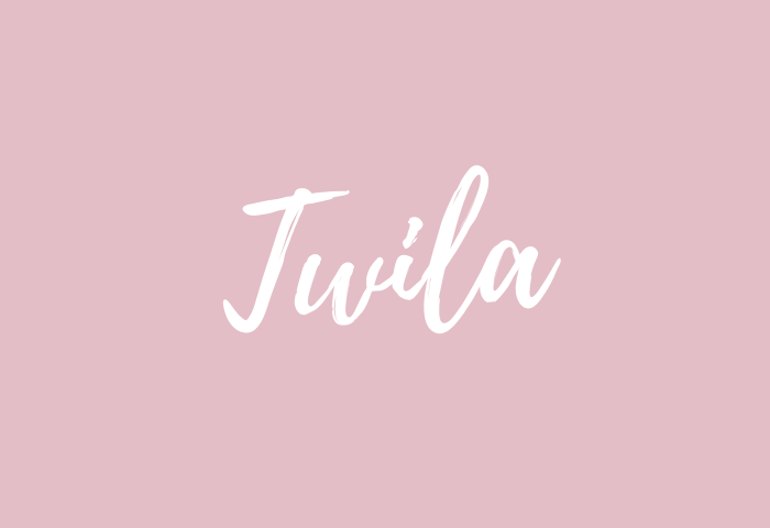 Twila name meaning