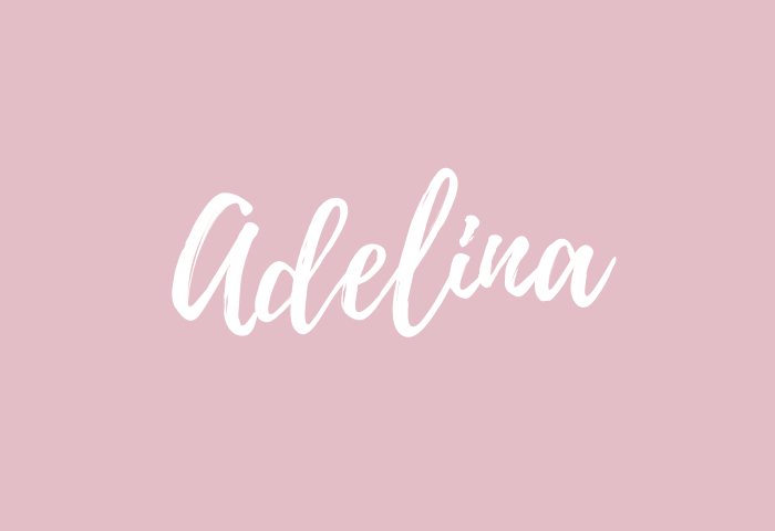 adelina name meaning