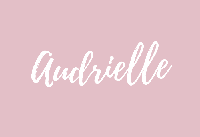 Audrielle name meaning