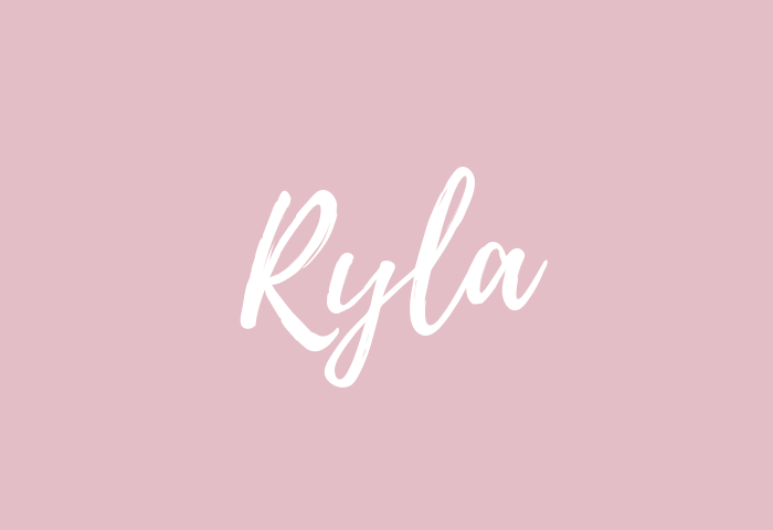 Ryla name meaning