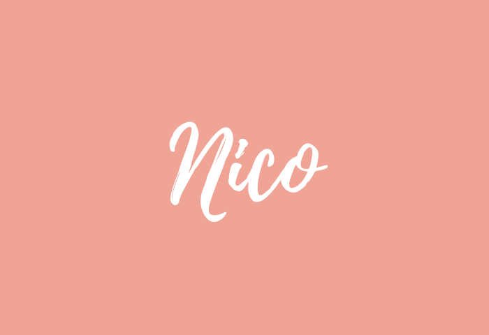 Nico name meaning