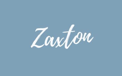 Zaxton
