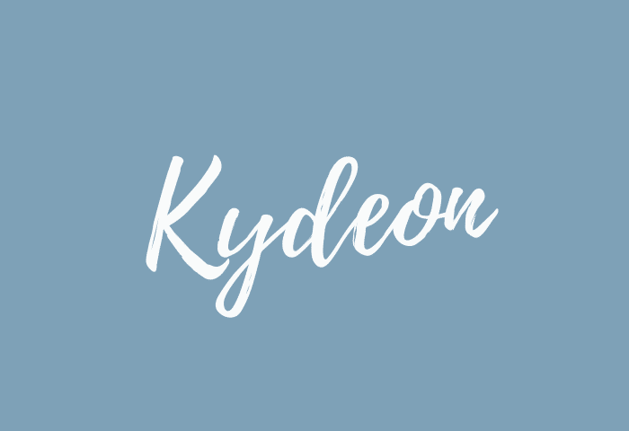 kydeon name meaning