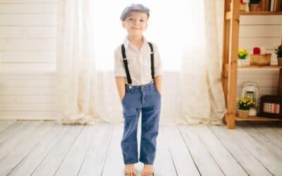 25 Vintage Boy Names for a Modern Little Gentleman