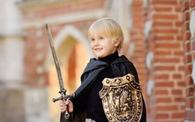 20 Ancient Names for Boys From Myths and Legends